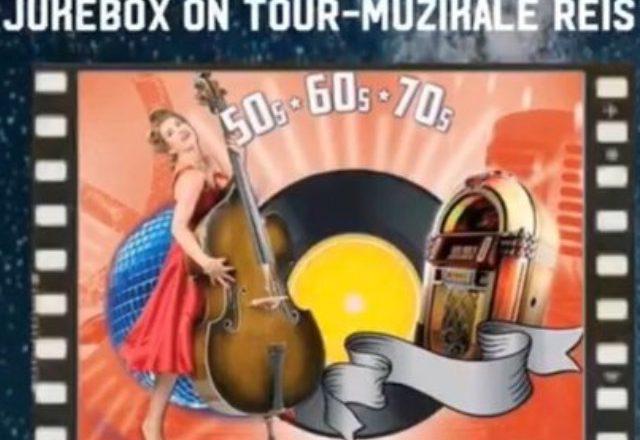 Jukeboxontour - affiche