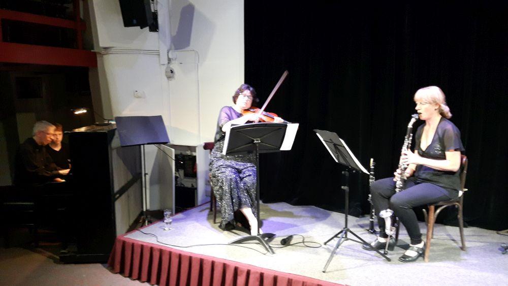Staffa Trio (2017)