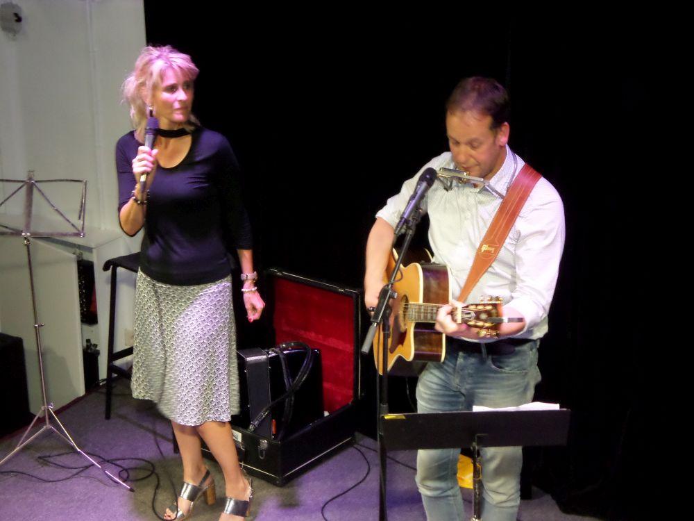 Eric Knoef en Anita Oldenhave (2017)